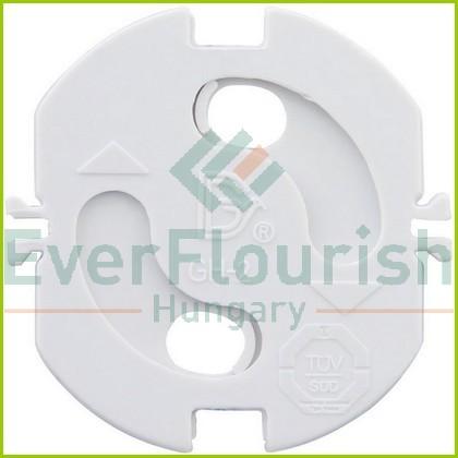 Vakdugó készlet, öntapadó fehér, 5db 0029030105