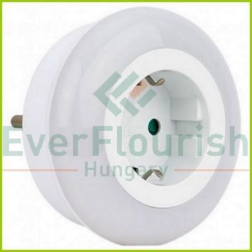 Irányfény LED, alkonykapcsolóval és dugaszolóaljzattal 00337173