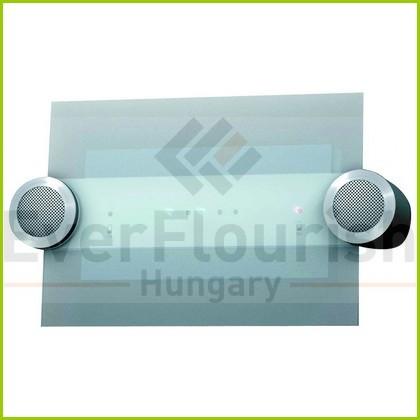 Csengő, elektromos, 8 dallam, üveg 0046820