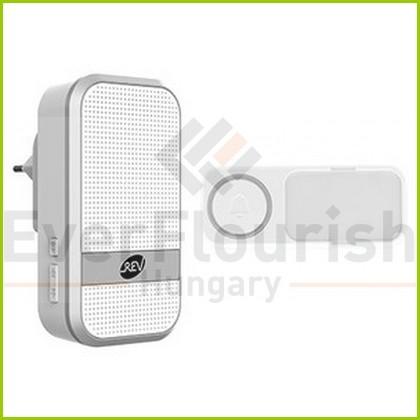 Csengő vezeték nélküli 150m 230V Orchestra 0082630103