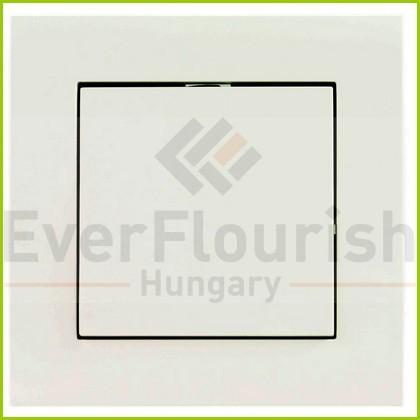 L2H Wifi süllyesztett váltókapcsoló kerettel fehér 0088267090
