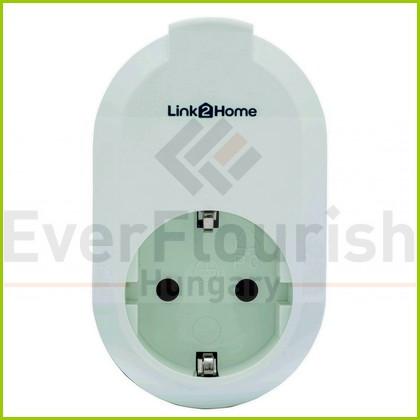L2H WiFi Dugalj és időkapcsoló fehér 0088707012