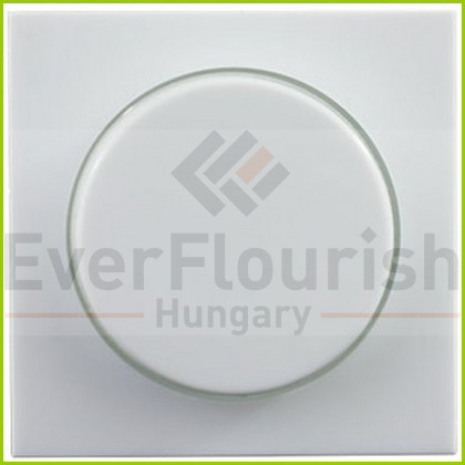 Optima dimmer fedlap fehér 0221700106