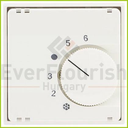 Optima termosztát fedlap fehér 0221880106