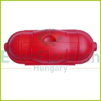 Biztonsági doboz, piros, IP44 0391H
