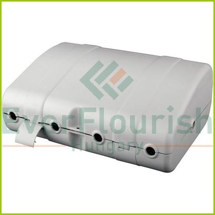 Biztonsági doboz , 6-os, szürke, IP64 0393H