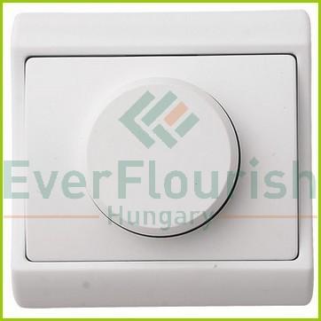 Standard fényszabályzó 50-300W, süllyesztett , fehér 0502H