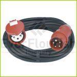 CEE hosszabbító 10m PVC kábellel 0577740555