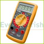 Digital multimeter with thermometer 0650H