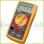 Digitális mérőkészülék, hőmérővel 0650H