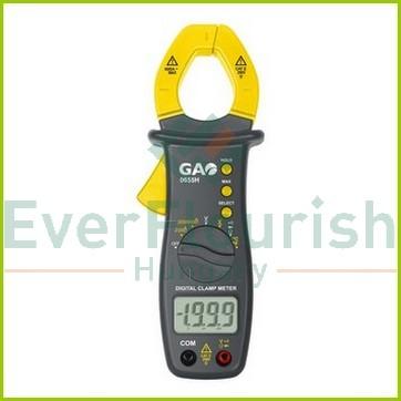 Digitális mérőkészülék lakatfogóval 0655H