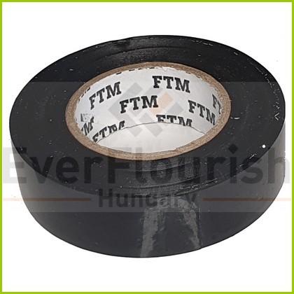 Szigetelőszalag, 19mm x 20m, fekete 0694H