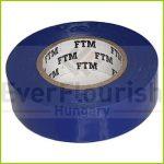 Szigetelőszalag, 19mm x 20m, kék 0695H