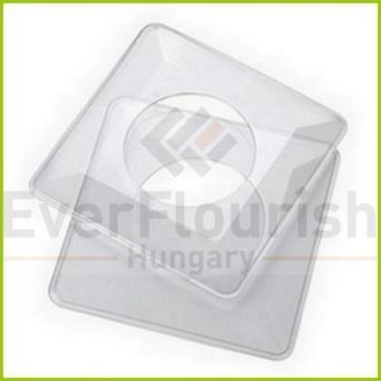 Tapétavédő 1 részes 2 db/cs., átlátszó 09160