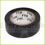Insulating tape19mmx10m, black 18235