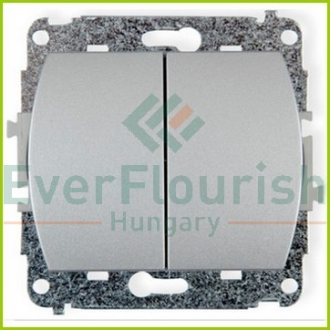 TREND  csillárkapcsoló, ezüst 20613
