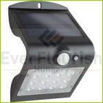 """Szolár paneles LED lámpa mozgásérzékelővel 1.5W """"Butterfly"""" 220lm 4000K IP65 2091111200"""