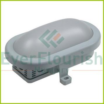Hajólámpa, ovális, LED 6.0W világos szürke 2101010430