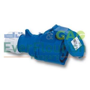 CEE lengőaljzat 3 pólusú 230V 32A 2209H