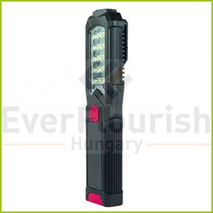 LED kézilámpa tölthető mágneses 3.7V 3.7W 2620010510