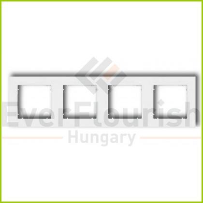 MINI 4-fold frame white 4113H