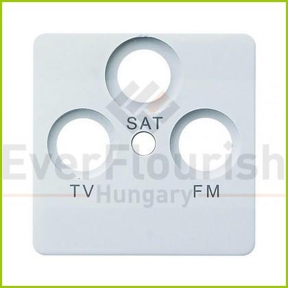 BUSINESS LINE S antenna (SAT) fedlap, fehér 4338H