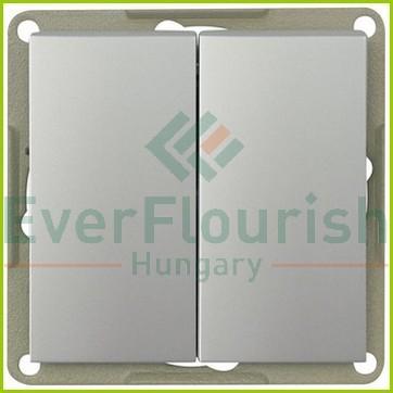Modul serial switch, silver 4741H