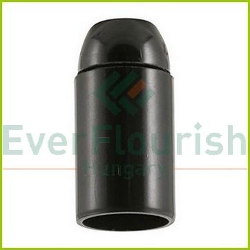 Foglalat E14, fekete 63032