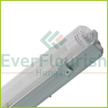 Tri-proof fluorescent lamp, 1x18W, IP65 6939H