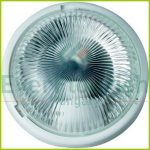 """Ceiling lamp """"VERSO """" with crystal glass 6948H"""