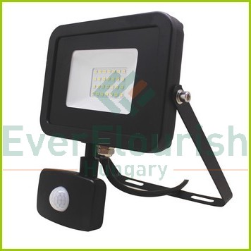 """LED floodlight """"Ispot"""" 20W 1800lm, 4000K, with motion detector, IP65 6988H"""