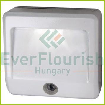 Irányfény LED, mozgásérzékelővel, kültéri 7003H