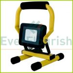 """LED floodlight """"Ispot"""" 10W 900lm, 4000K, with stand IP65 7006H"""