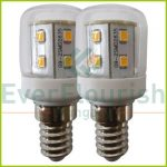"LED lightsource lightsource E14 ""corn"" 2.6W 3000K 249lm, 2pieces 7011H"