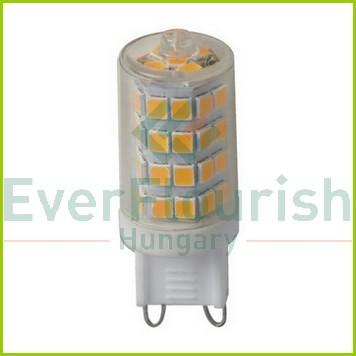 LED fényforrás, G9, AC LED, 3.5W 7074H