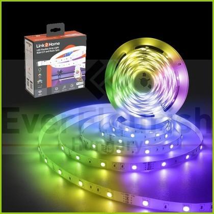 L2H Pro Wifi + Bluetooth LED szalag 5m 6W/m 7225H