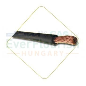 H07V-K 2.5 MKH vezeték, 10m, fekete 72926