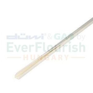 Kábelcsatorna, 15 x 10 mm, 2m fehér 79711