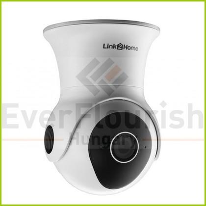 L2H Pro Kültéri WiFi kamera PAN and TILT IP65 ezüst 8004H