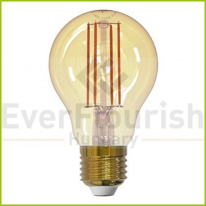 "L2H Pro E27 5.5W 470lm okos izzó ""balon"" filament 1800-2700K A60 8009H"