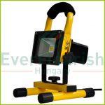 LED fényvető, hordozható, 10W 8106H