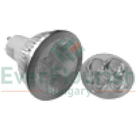 LED fényforrás, GU10 220-240V 4x1W meleg fehér 8156H