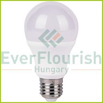 LED fényforrás, E27, körte, A60, 11.0W 8158H