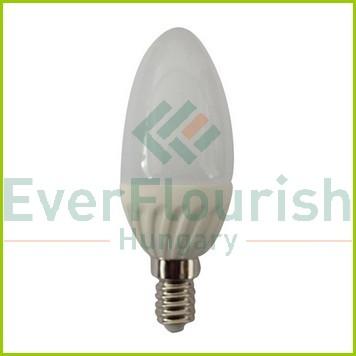 LED fényforrás, E14, gyertya, C37, 5.0W 8166H