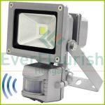 LED fényvető, mozgásérzékelővel, COB 10W 8170H