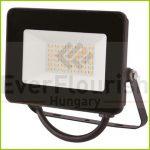 "LED floodlight ""EcoSpot"" 30W 2100lm, black, IP65 8174H"